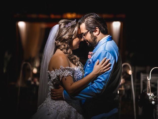 O casamento de Vivi e Thiago
