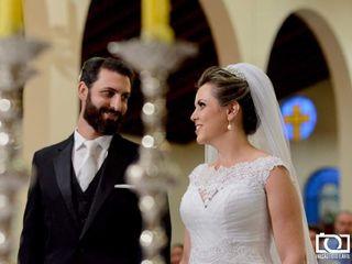 O casamento de Denise e Luiz Fernando