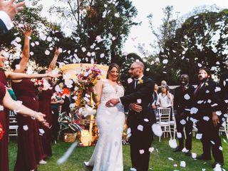 O casamento de Laila e Leo