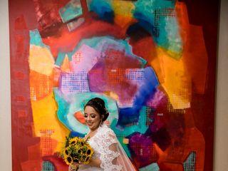 O casamento de Natália e Gelson 3