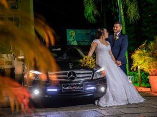 O casamento de Natália e Gelson