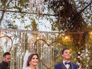 O casamento de Polyana  e Bruno  2