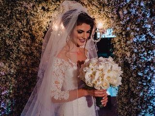 O casamento de Patrícia e Ikaro
