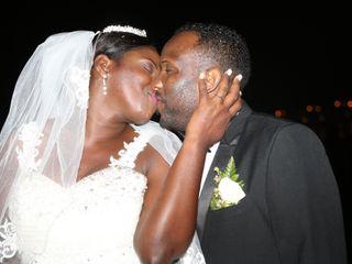 O casamento de Cristina  e António