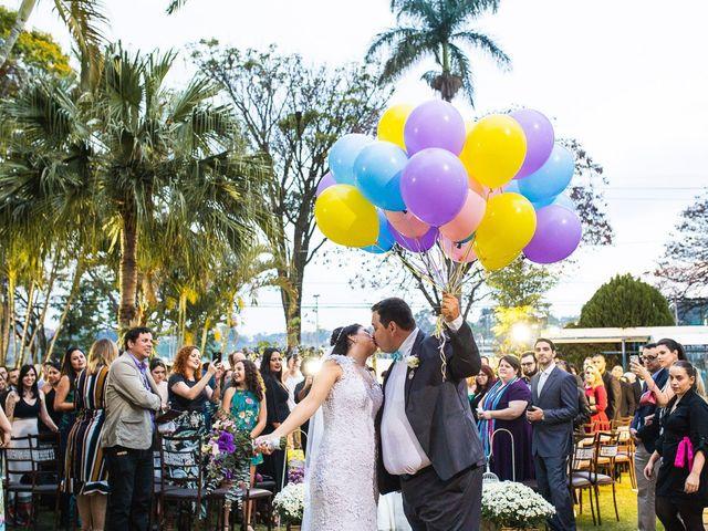 O casamento de Ana e Lucas
