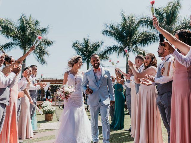 O casamento de Karen e Welliton
