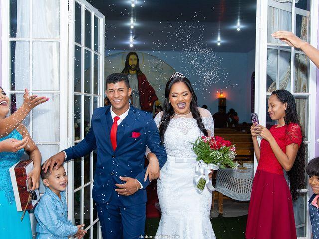O casamento de Natália e Eri Jhonson