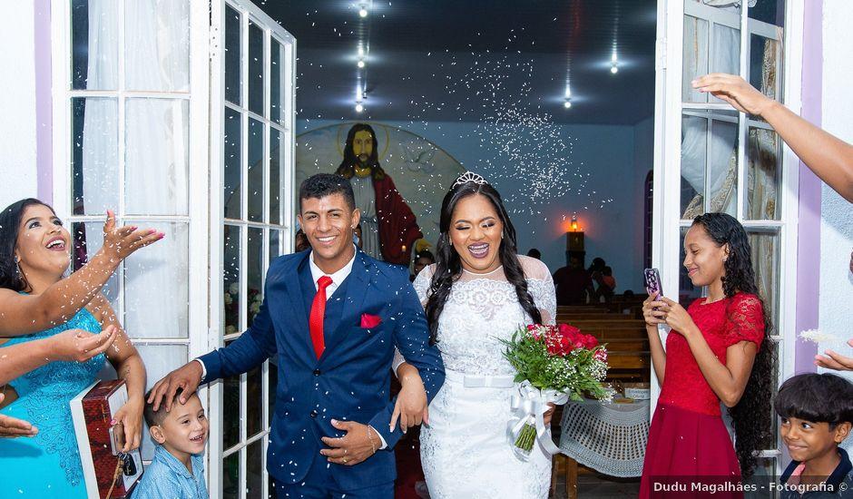 O casamento de Eri Jhonson e Natália em Cuiabá, Mato Grosso