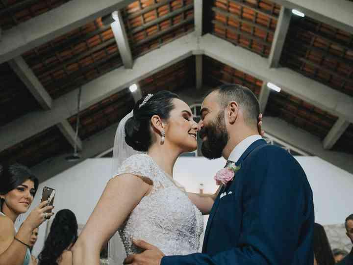 O casamento de Ana Luiza e Tiago