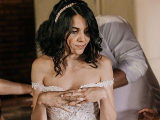 O casamento de Tathianna e Enio 3