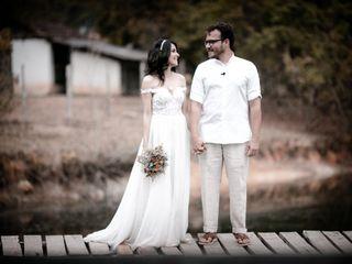 O casamento de Tathianna e Enio