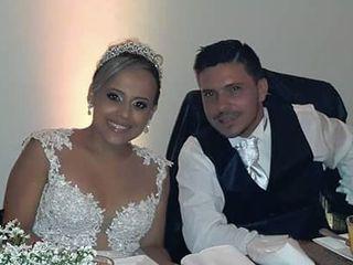 O casamento de Grazielly e Deivid 1