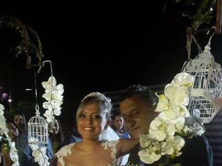 O casamento de Grazielly e Deivid 3