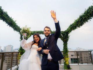 O casamento de Lidia e Davi