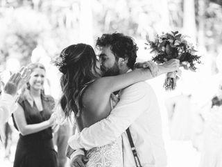 O casamento de Bruna e João