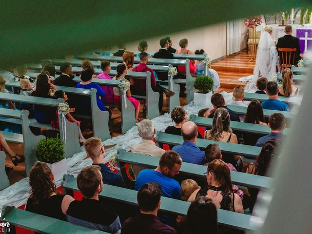 O casamento de Eduardo e Janaira em São Pedro da Serra, Rio Grande do Sul 34