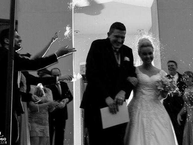 O casamento de Eduardo e Janaira em São Pedro da Serra, Rio Grande do Sul 36