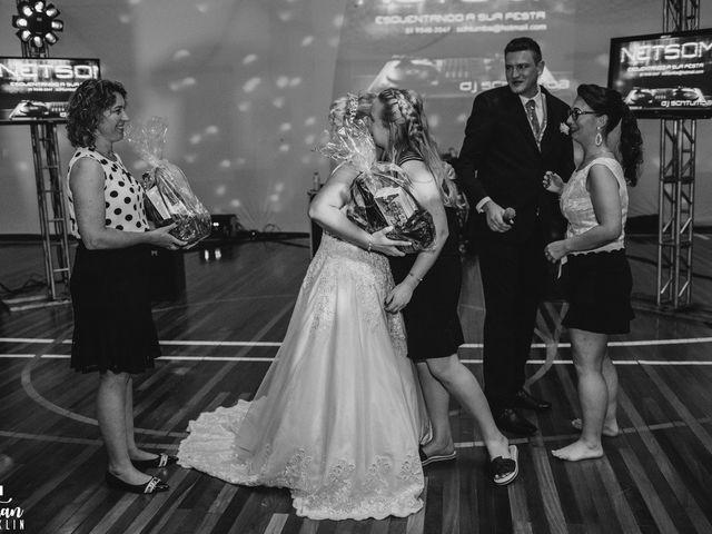 O casamento de Eduardo e Janaira em São Pedro da Serra, Rio Grande do Sul 43