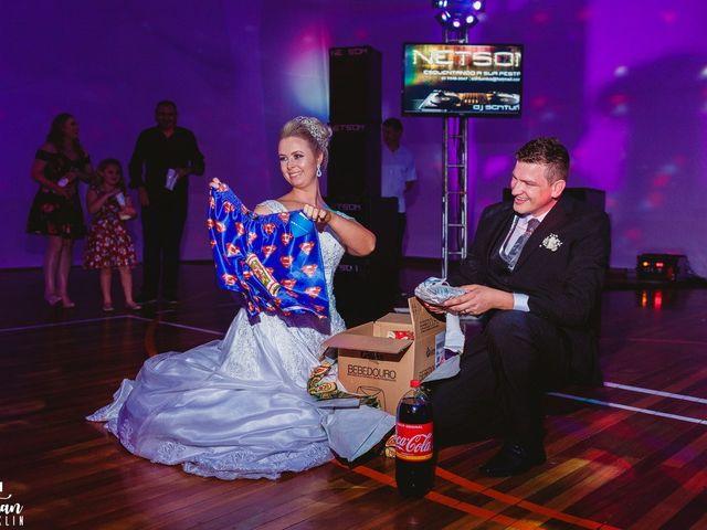 O casamento de Eduardo e Janaira em São Pedro da Serra, Rio Grande do Sul 49