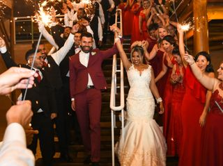 O casamento de Kelly e Rubens