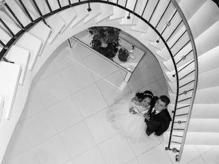 O casamento de Anderson e Shirley