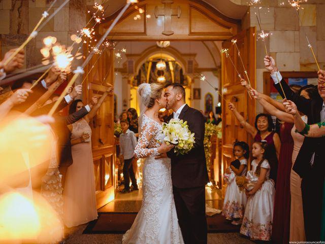 O casamento de Thais e Guto