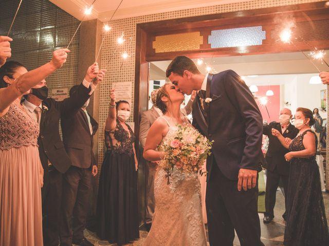 O casamento de Jaqueline e Alan