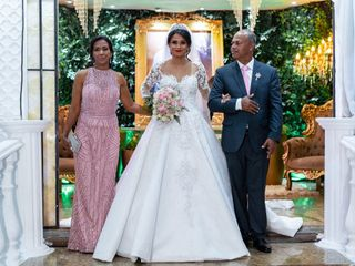 O casamento de Sara e Douglas 1