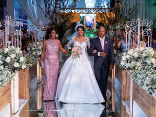 O casamento de Sara e Douglas