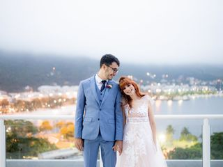 O casamento de Ana Flavia e Jonatas