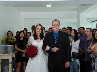 O casamento de Sabrina e Christopher  1