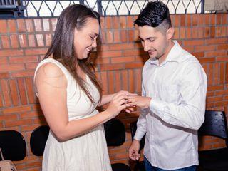 O casamento de Aline e Guilherme 1