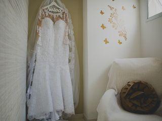 O casamento de Cristina e Eduardo 1