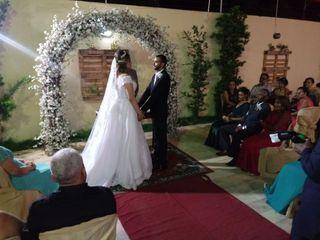 O casamento de Laysa e Hallisson 3