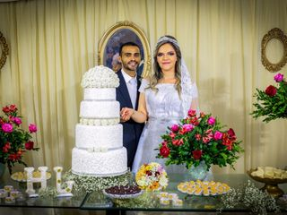 O casamento de Laysa e Hallisson
