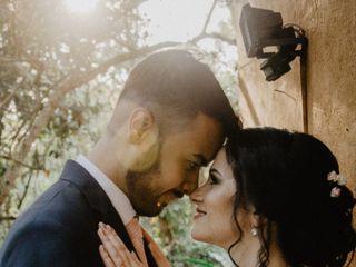 O casamento de Patricia e Pablo