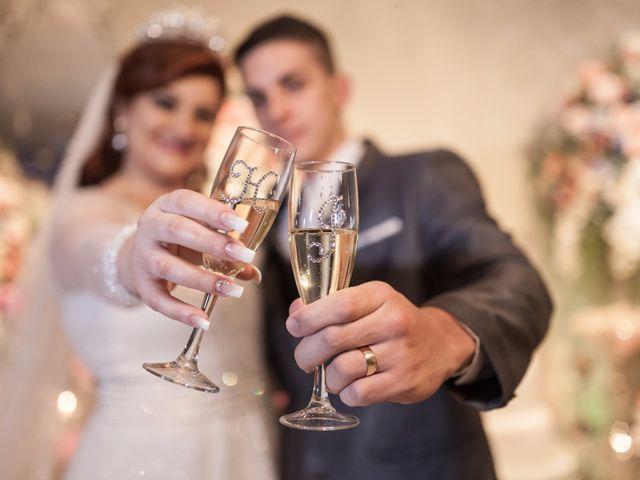 O casamento de Jéssicka e Hebert
