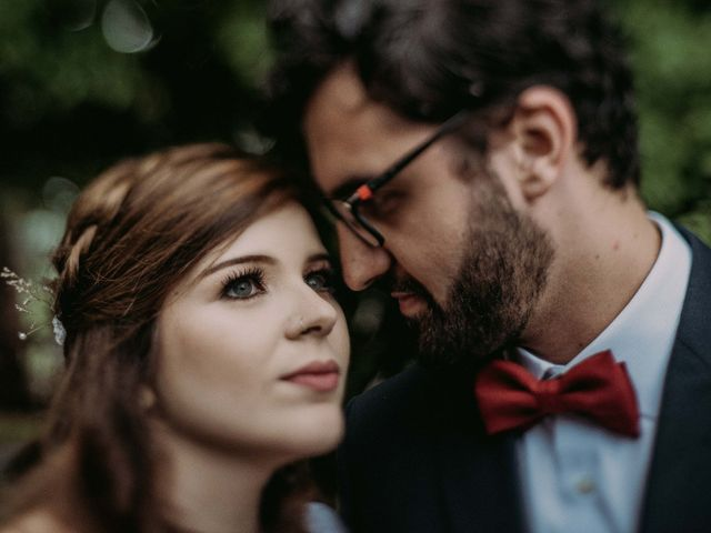 O casamento de Erica e Gabriel