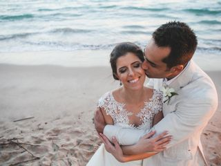 O casamento de Ariane e Diogo