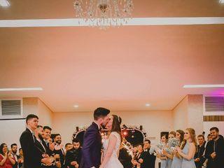 O casamento de Aline  e Iury  1