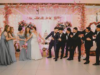O casamento de Aline  e Iury  2