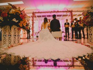 O casamento de Aline  e Iury  3