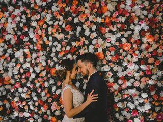 O casamento de Aline  e Iury