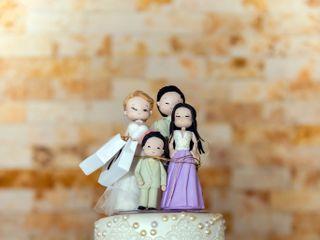 O casamento de Edna e Rafael 2