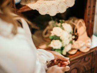 O casamento de Ingrid e Lohan 1