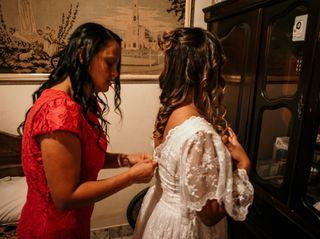 O casamento de Ingrid e Lohan 3