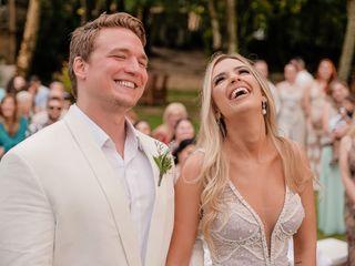 O casamento de Patricia e Guilherme