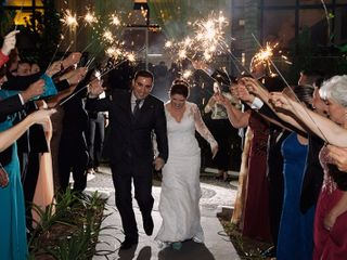 O casamento de Natália e Marcos