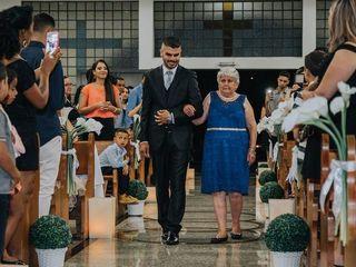 O casamento de Ana Paula e Reginaldo