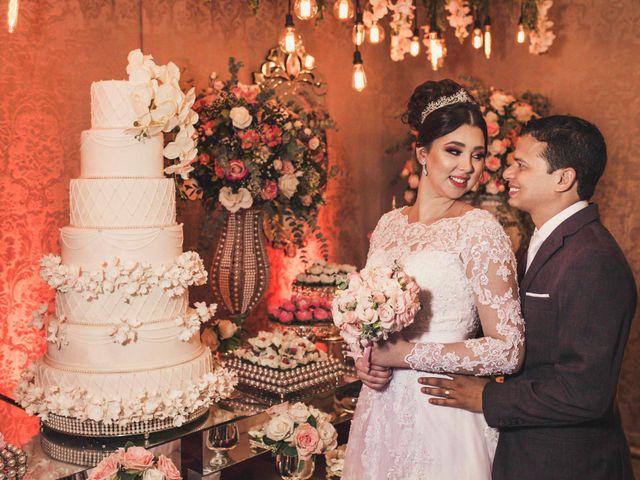 O casamento de Roberta e Bruno